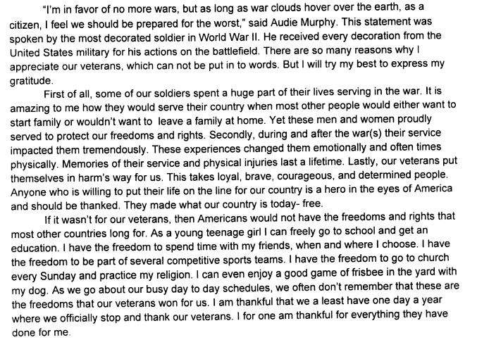 patriotism essay in easy words